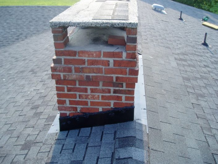 Chimney-Flashing-Repair