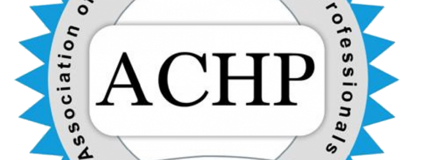 ACHP certification Maryland