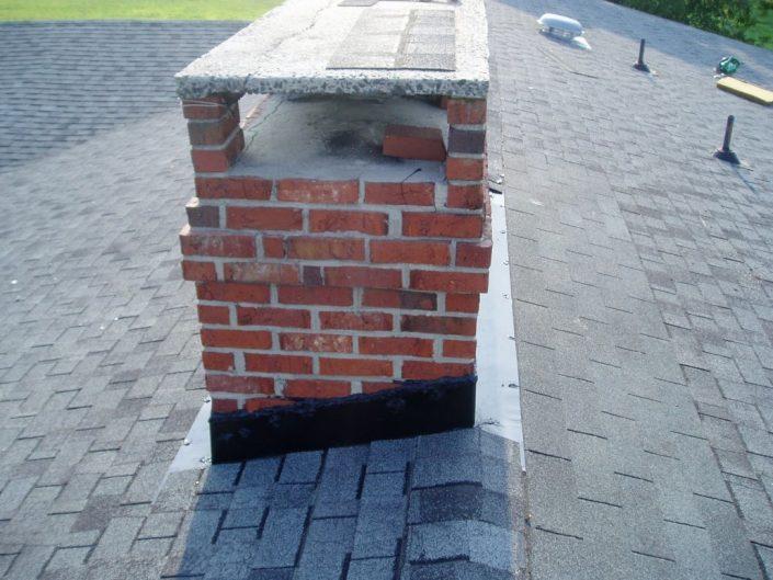 Chimney-Flashing-Repair